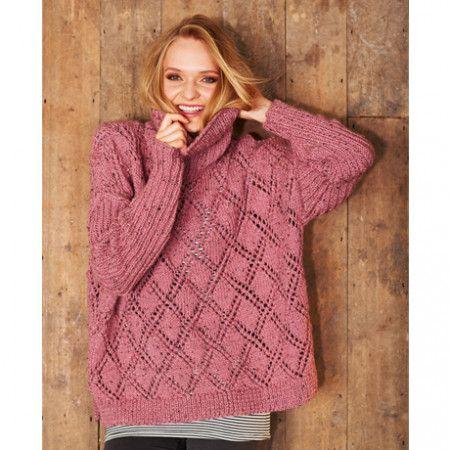 Sweaters in Stylecraft Alpaca Tweed Chunky (9319)