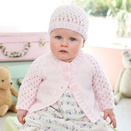 Cardigans and Hat in Stylecarft Special for Babies DK (9346),+STYL-9346b.JPG