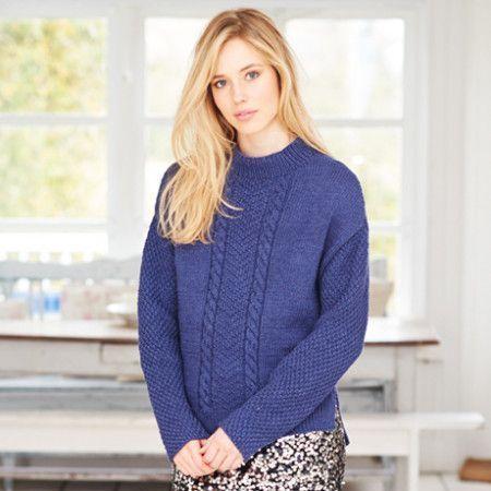 Sweaters in Stylecraft Jeanie Denim Look (9359)