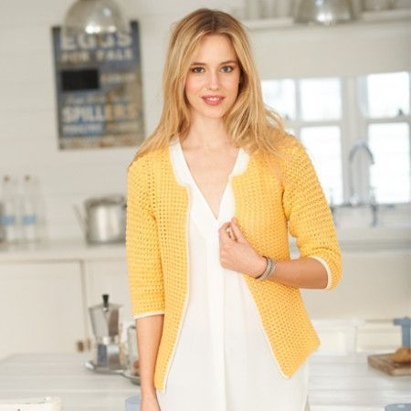 Tee and Cardigan in Stylecraft Classique Cotton 4 Ply (9373),+STYL-9373b.JPG