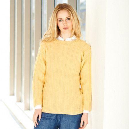Sweaters in Stylecraft Special DK and Wondersoft Merry Go Round DK (9395)