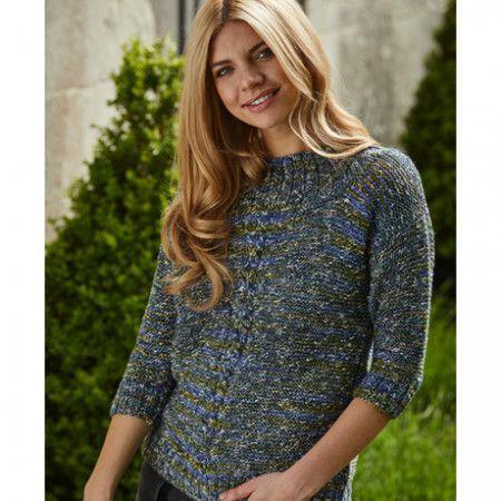 Sweaters in Stylecraft Tweedy DK (9425)