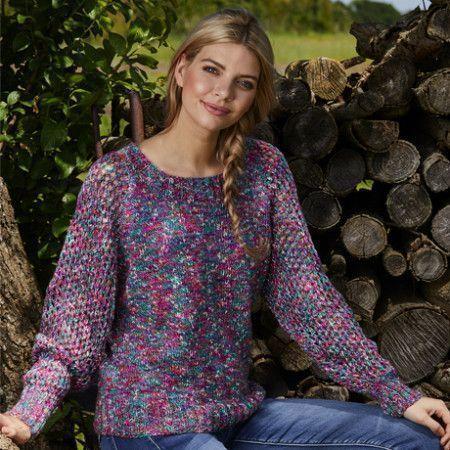 Cardigan and Sweater in Stylecraft Tweedy DK (9427),+STYL-9427b.JPG
