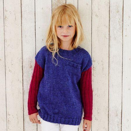 Sweaters in Stylecraft Life DK (9438)