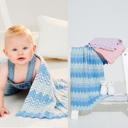 Blankets in Stylecraft Bambino DK (9506)