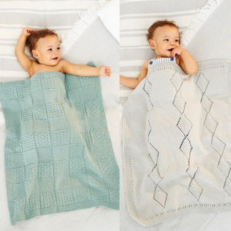 Blankets in Stylecraft Bambino DK (9531)