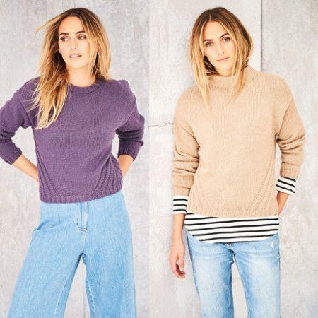 Sweaters in Stylecraft Bellissima DK (9583)