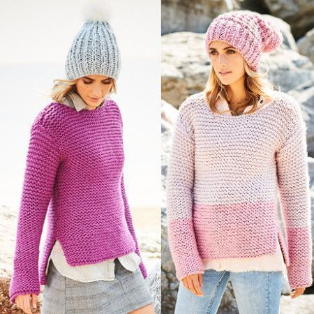 Sweaters in Stylecraft Special XL (9592)