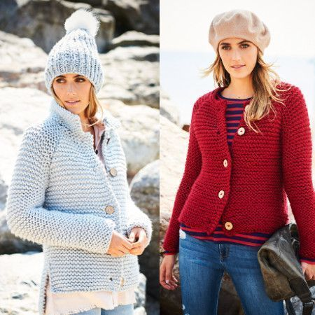 Cardigans in Stylecarft Special XL (9594)