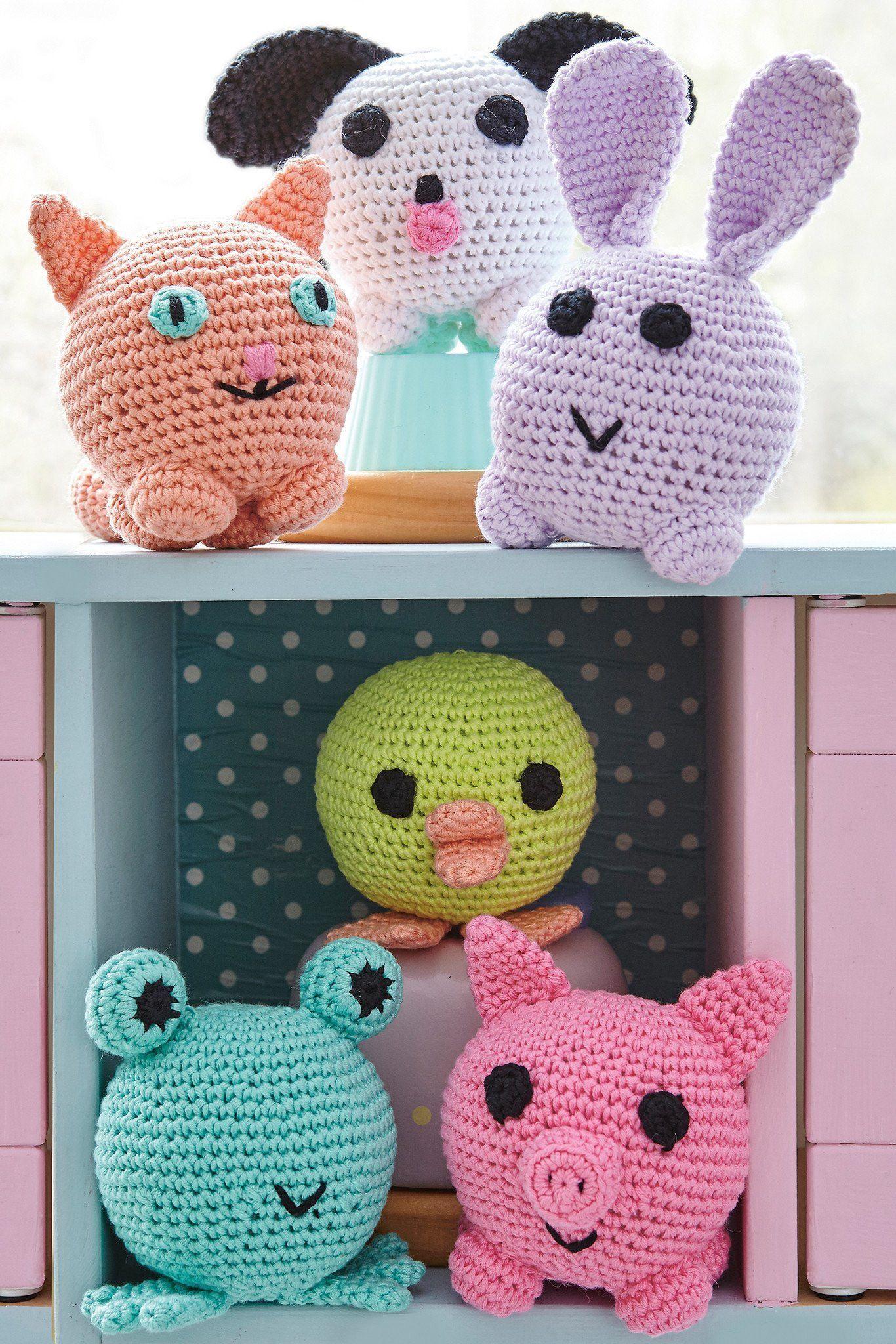 Amazon.com: Amigurumi Knits: Patterns for 20 Cute Mini Knits eBook ... | 2048x1366