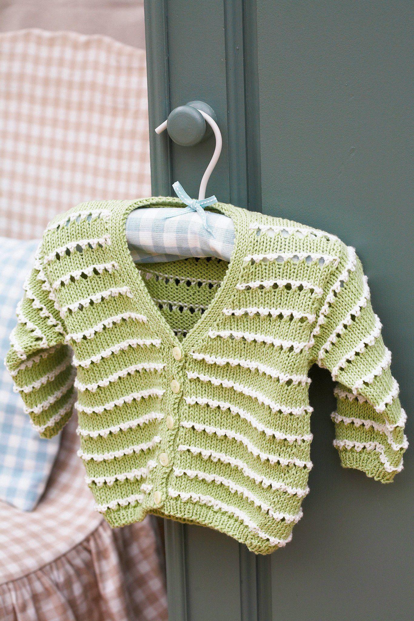 Vintage Baby Cardigan Knitting Pattern   The Knitting Network