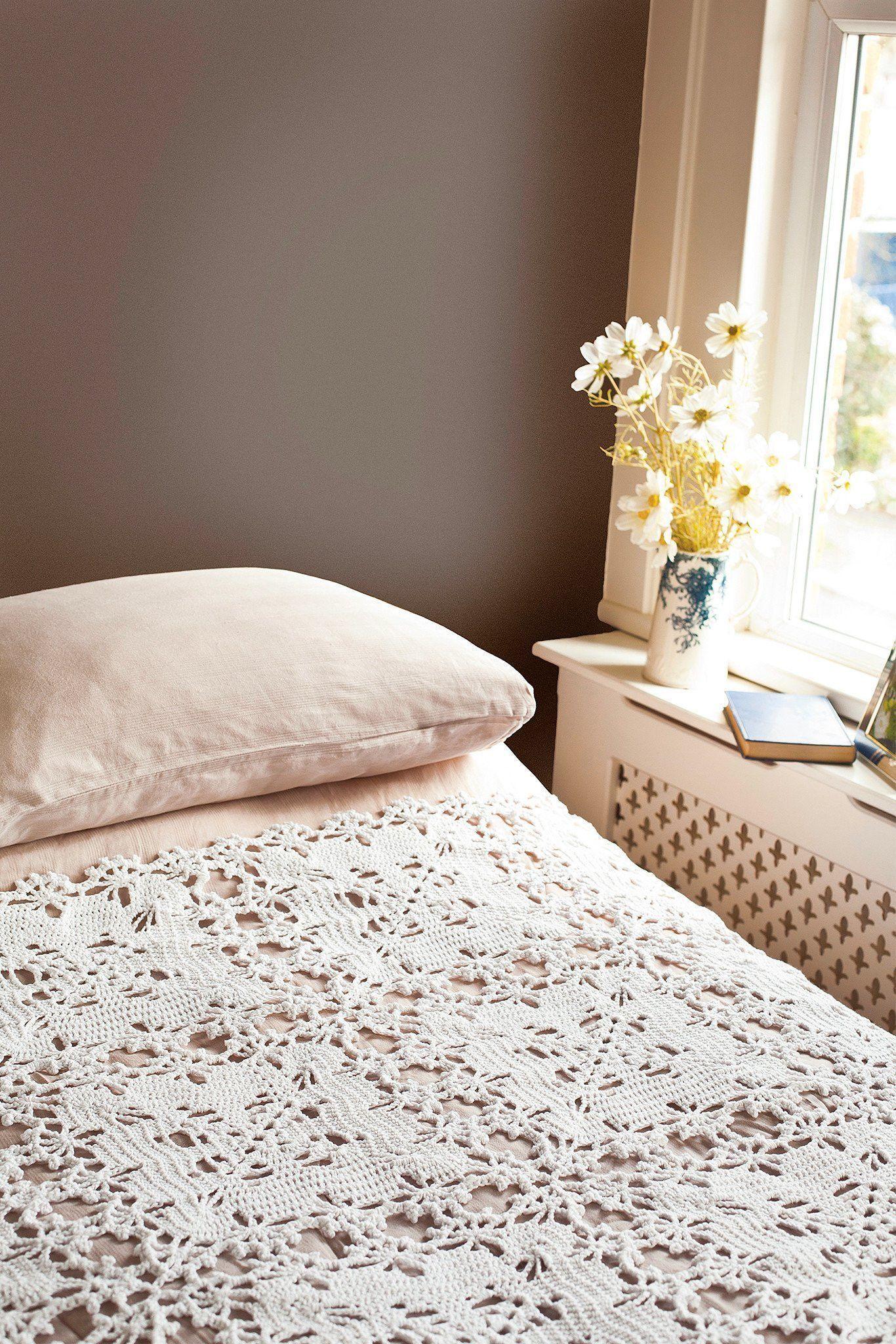 Bedspread Vintage Crochet Pattern The Knitting Network