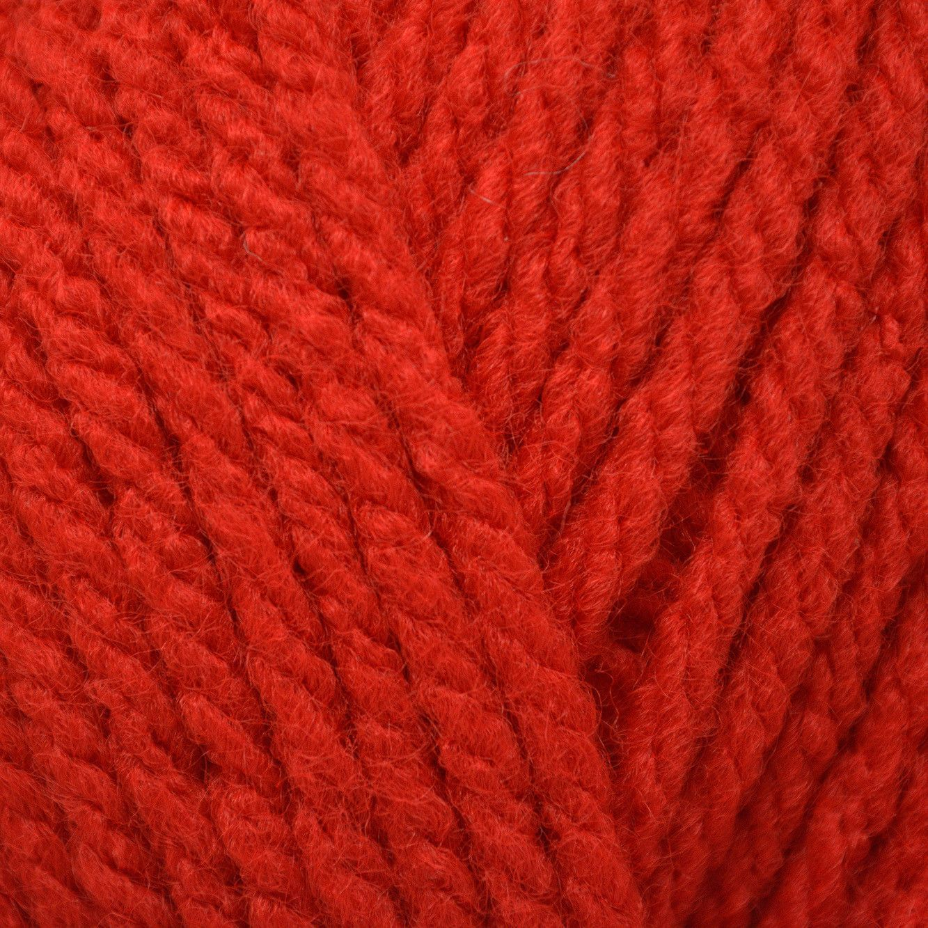 Yarn 100g 977 SIGNAL RED Sirdar Hayfield BONUS CHUNKY Knitting Wool