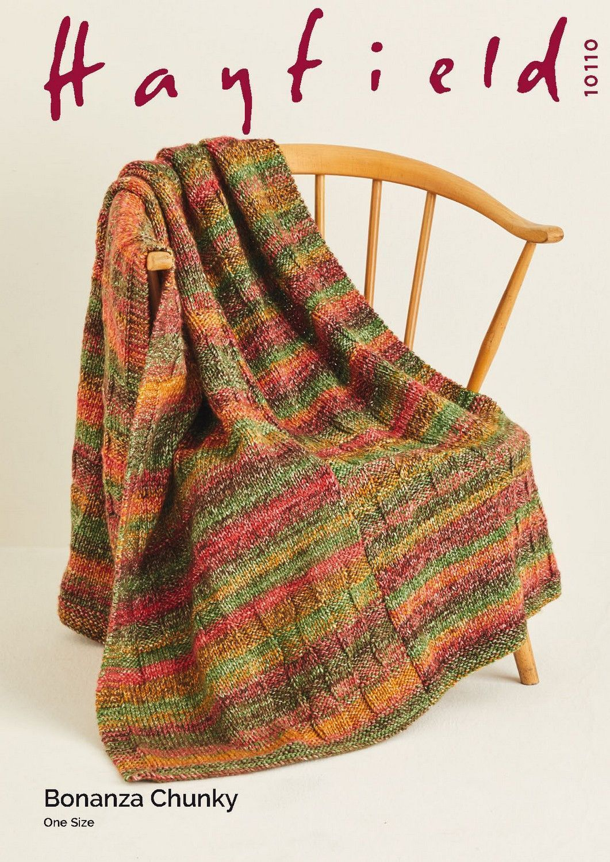 Throw In Sirdar Bonanza Chunky 10110 The Knitting Network