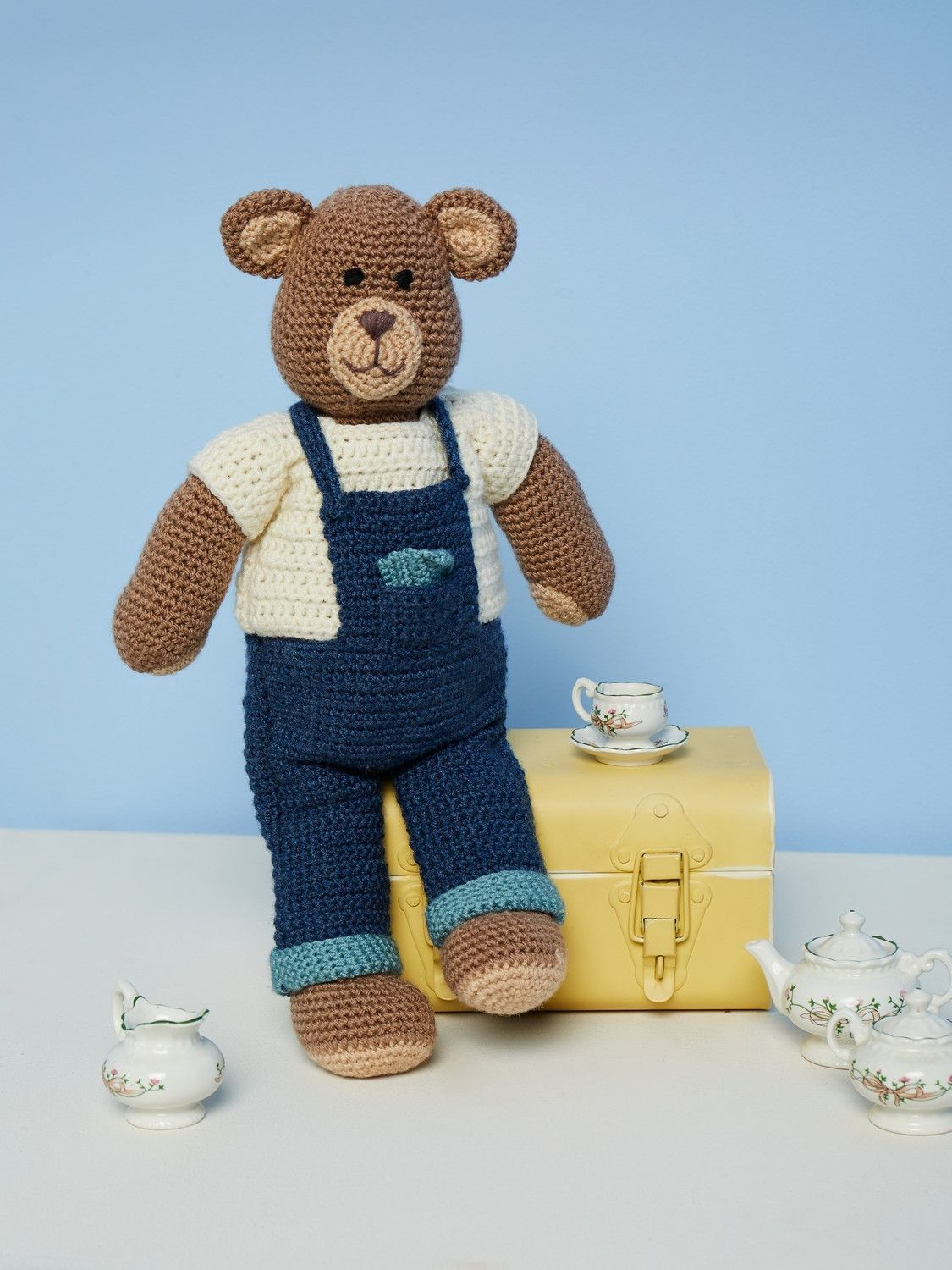 Buddy Bears to knit | 1500x1125
