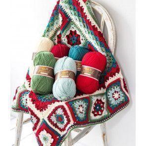 The Christmas Folk Blanket Kit