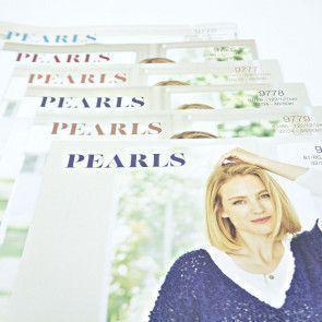 Stylecraft Pearls Pattern Bundle