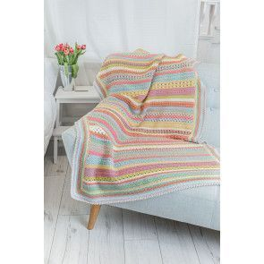 Easter Crochet Blanket Pattern