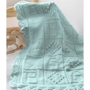 Emu ABC Blanket Bundle - Softmint Colourway