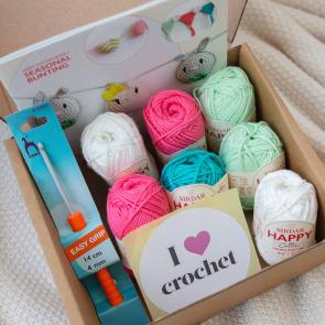 Children's Crochet Starter Kit