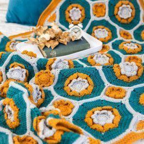 Art Deco Blanket Colour Pack
