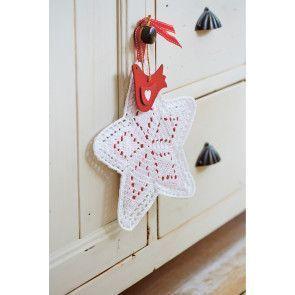 Christmas Star Crochet Pattern - The Knitting Network