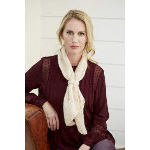 sparkly Cravat knitting pattern