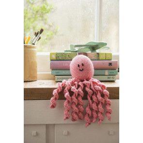 Octopus Toy Crochet Pattern