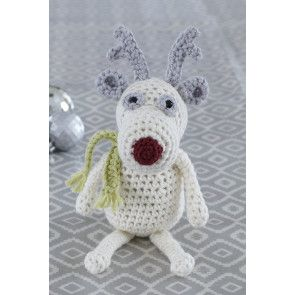 Reindeer Decoration Crochet Pattern