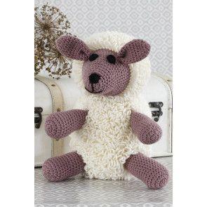 Sheep Toy Crochet Pattern