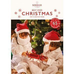 Sirdar Best Ever Christmas Knit & Crochet Book