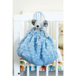 Baby Bag Crochet Pattern