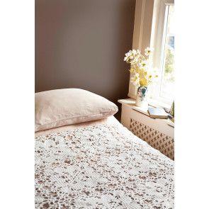 Bedspread Vintage Crochet Pattern