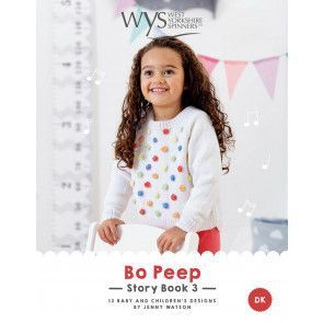 West Yorkshire Spinners Bo Peep Story Book 3