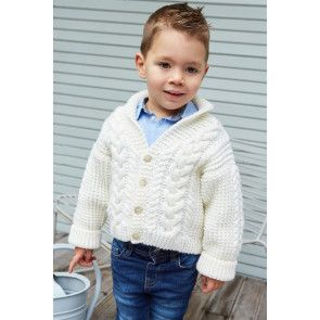 Child Shawl Collar Jacket