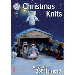 King Cole Christmas Knits Book 3