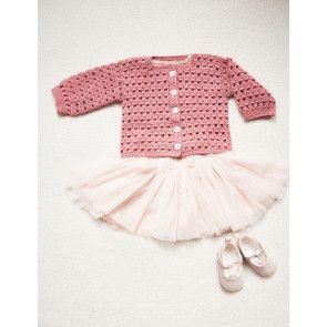 Crochet Baby Cardi