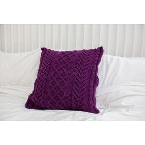 Cushion in Cygnet Grousemoor Chunky (CY1111)