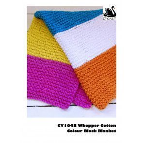 Blankets in Cygnet Whopper Cotton (CY1048)