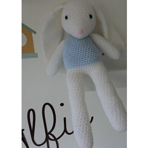 Bunny in Cygnet Kiddies Supersoft DK (CY1135)