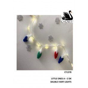 Bauble Fairy Lights in Cygnet Little Ones DK (CY1378)