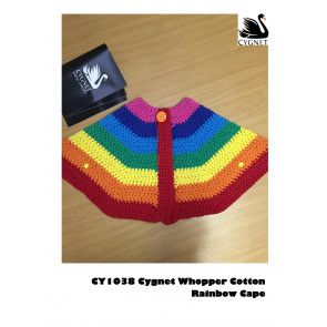 Cape in Cygnet Whopper Cotton (CY1038)