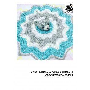 Comforter in Cygnet Kiddies Super Safe and Soft DK (CY1094)