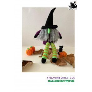 Halloween Witch in Cygnet Little Ones DK (CY1370)