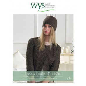 West Yorkshire Spinners Bluefaced Leicester DK Pattern Book