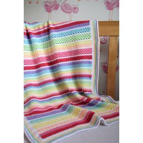 Unicorn Blanket Pattern