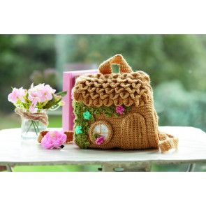 Fairy Tale Cottage Rucksack Pattern