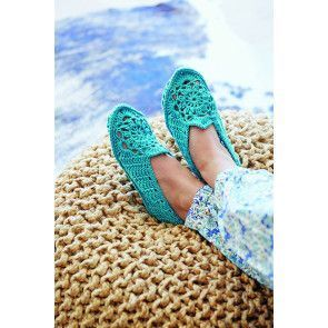 Folk Slippers