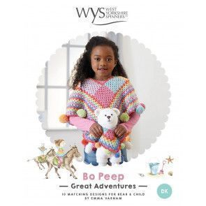 West Yorkshire Spinners Bo Peep Great Adventures
