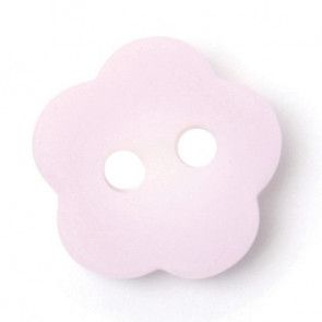 Size 12mm, 2 Hole, Pink, Pack of 5
